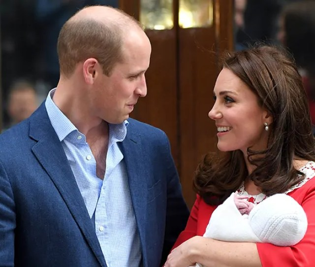 Louis Set To Soar In Popularity As Prince William And Kate Middleton Reveal Royal Baby Name