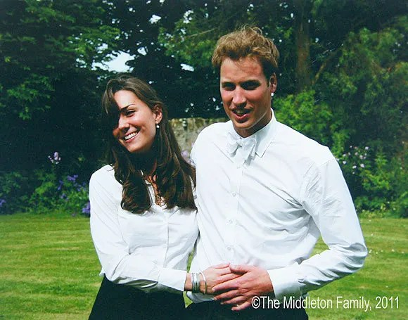 A-Level results: see how the royals fared back in the day