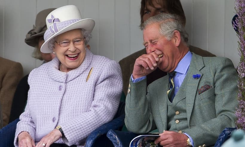 Royal News The Queen Is Planning A Huge Party For Prince Charles 70th Birthday All The Details Hello