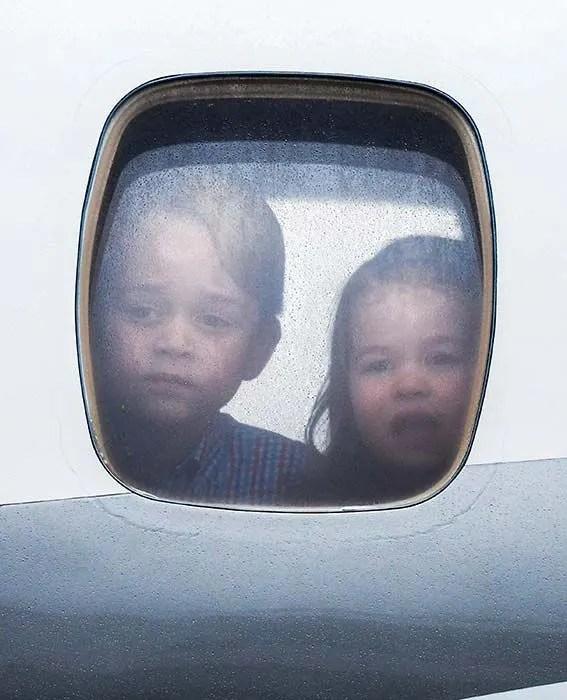 prince-george-charlotte-plane