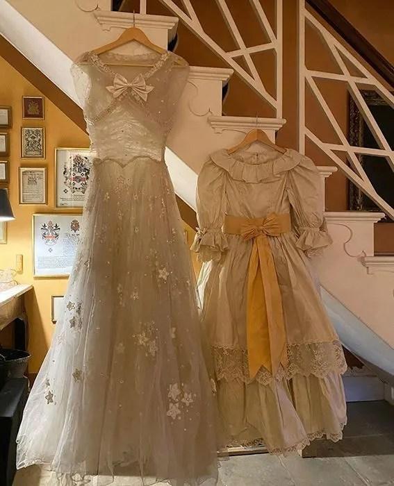 India Hicks Royal Bridesmaid Dresses
