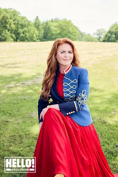 Sarah Duchess Of York: Getting therapy and how to deal with it