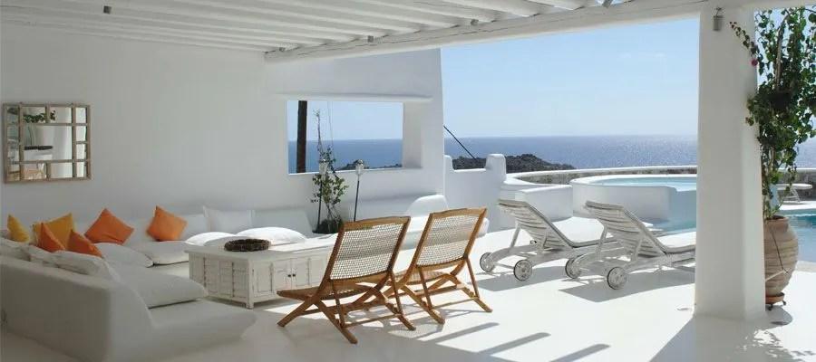 Inside The Karashians Luxury Mykonos Getaway