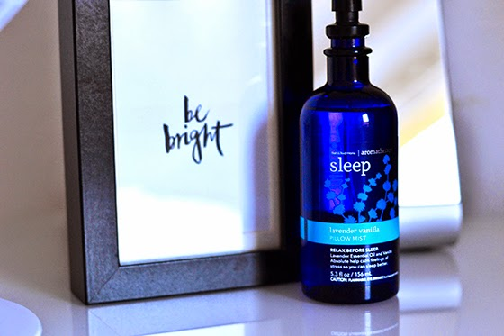 Beauty: sleep tight – be bright