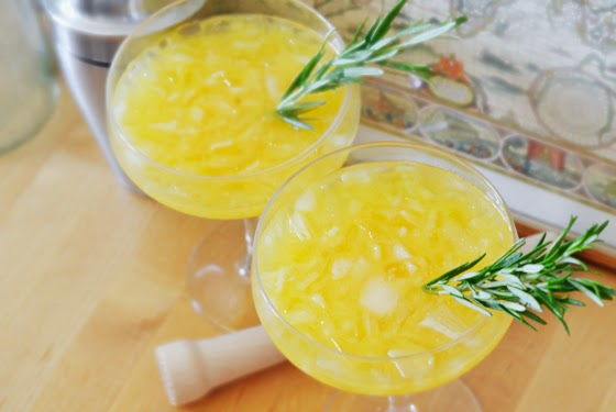 Tipsy Tuesday: Frozen Mango Margaritas