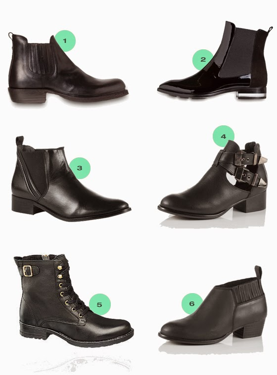 Craving: Boots