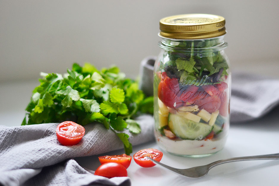 Recipe: Lunch in a Jar
