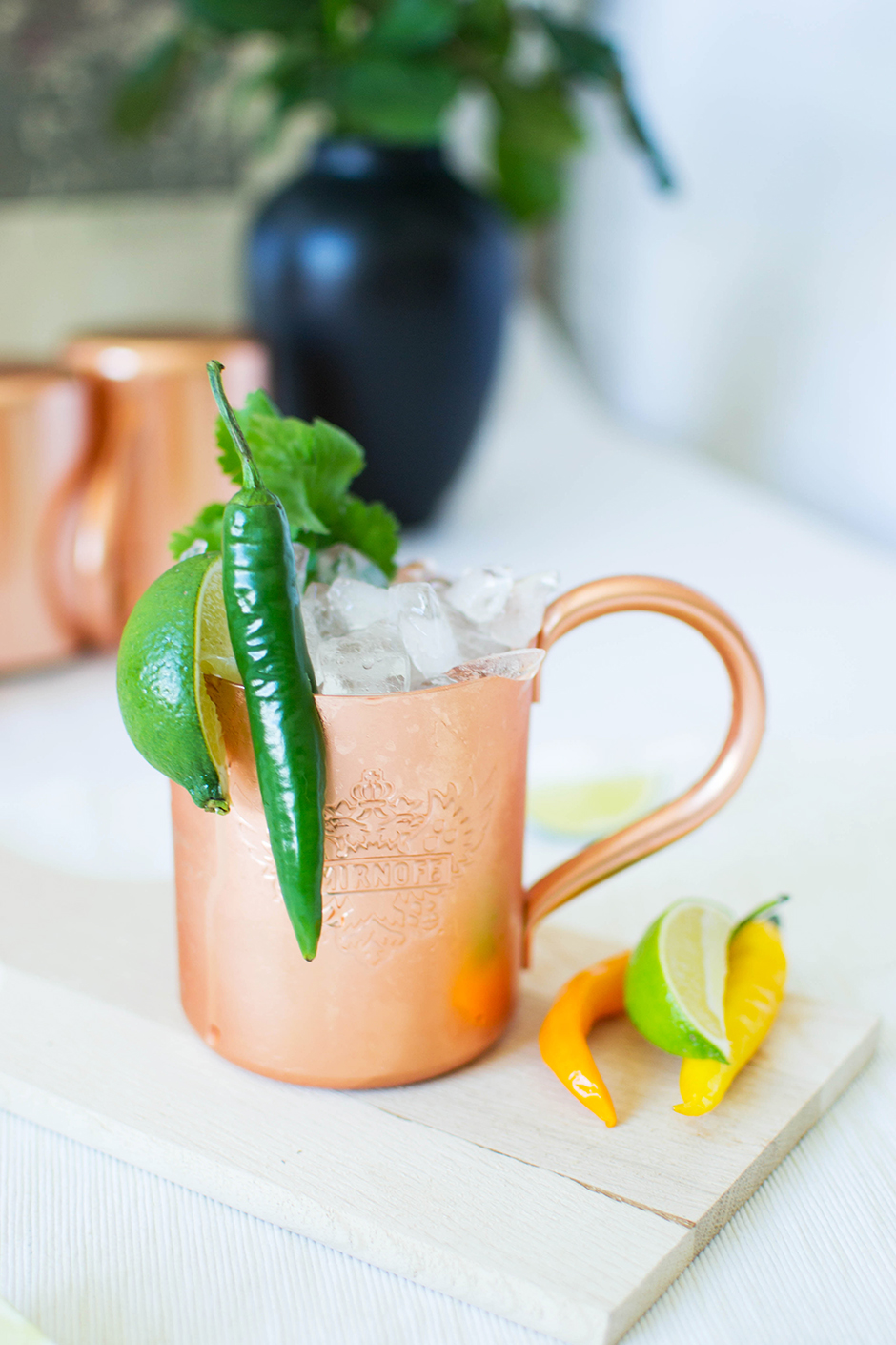 Mexican Mule – Tipsy Tuesday
