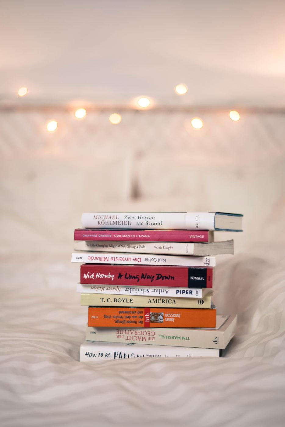 Winter Reads: Die 6 besten Bücher für den Winter