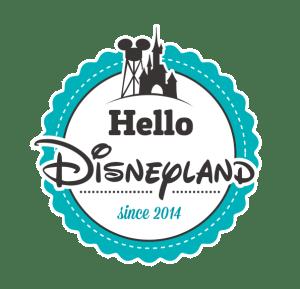logo hello disneyland