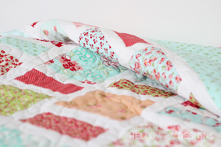 Mayberry Quilt Pattern Hello Melly Designs