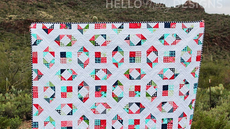 Chipper Quilt Pattern