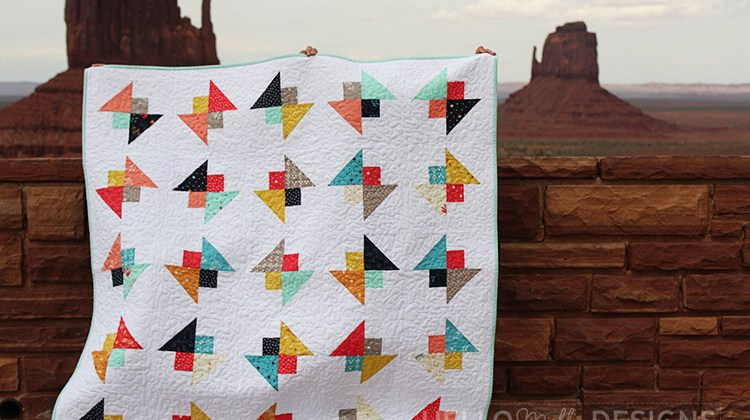 FizzyWigs Baby Quilt Pattern- FREE!