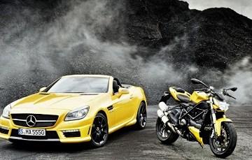 mobil dan motor