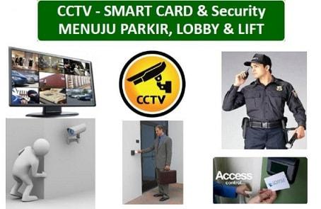 keamanan apartemen