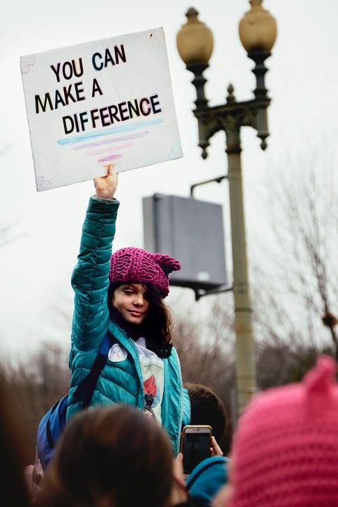 Women's March 2016 // Washington D.C.
