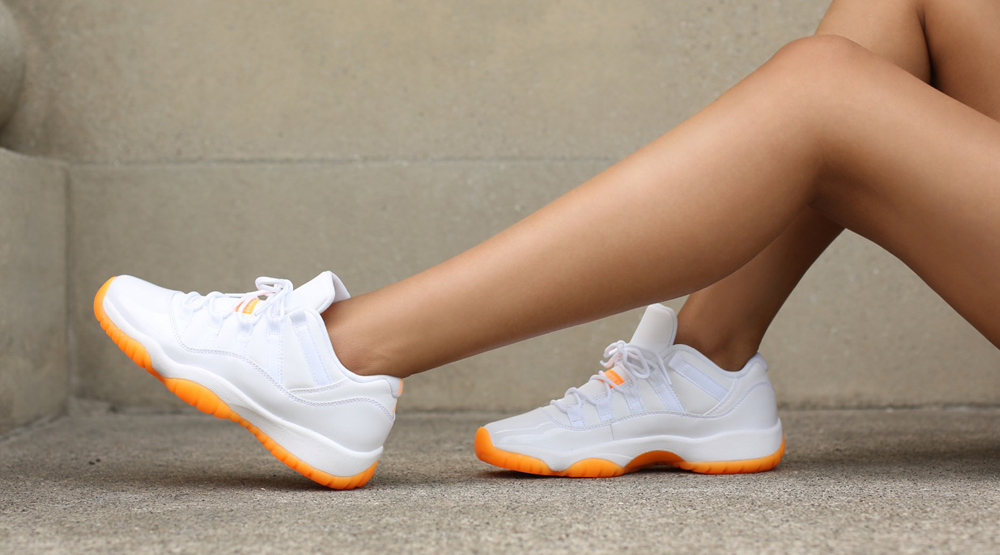 new concept 48d1b e47db Nike Citrus' Air Jordan 11   Sneakerhead - hellonance