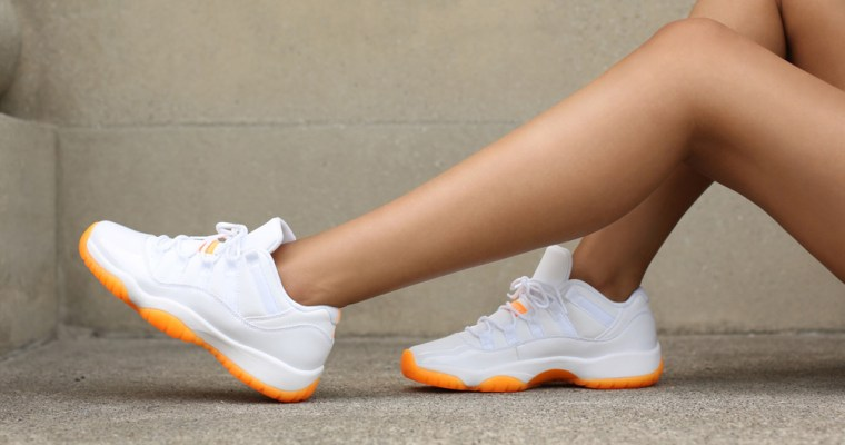 Nike Citrus' Air Jordan 11 | Sneakerhead