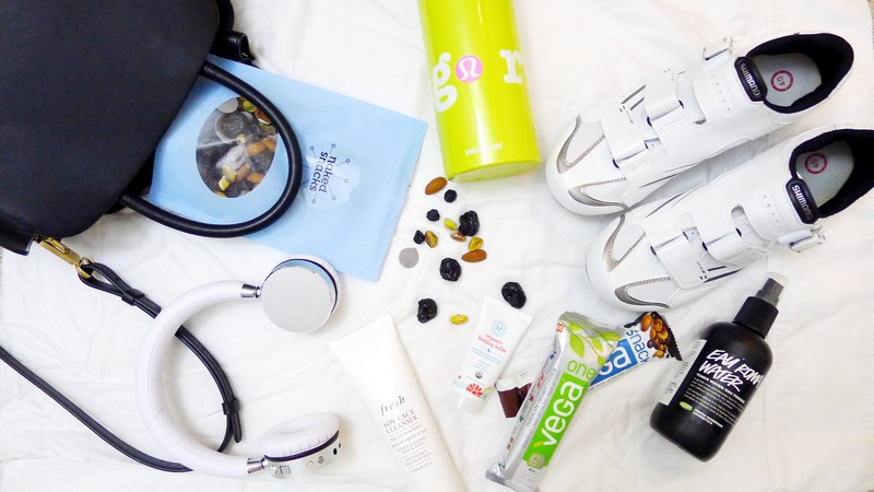 Puro Sound Labs Headphones Fashion Gym Essentials Bag HelloNance
