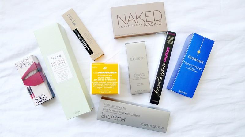 Sephora VIB Sales Hello Nance Beauty Fashion Lifestyle Travel Lifestyle Canada