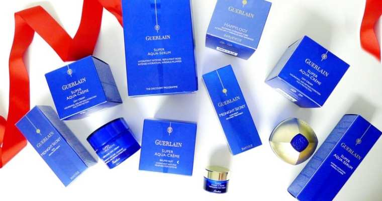 Guerlain Super Aqua Review | Luxury Skincare