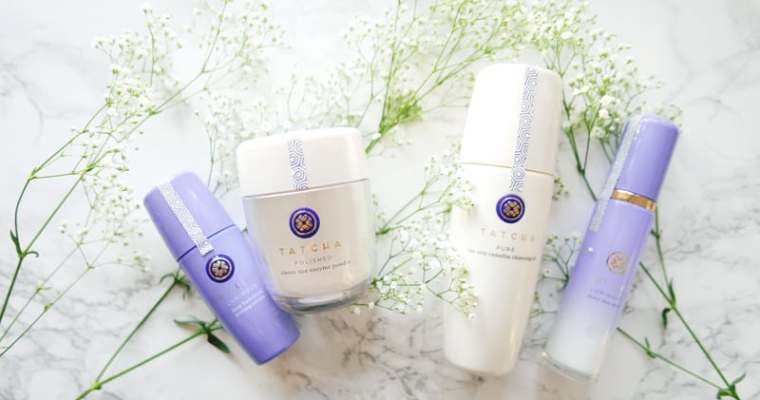 TATCHA Skincare | Japanese Luxury Geisha Traditions Beauty Line