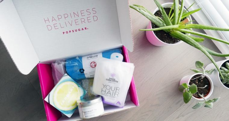 Popsugar Must Have Box Review   January Subscription Box