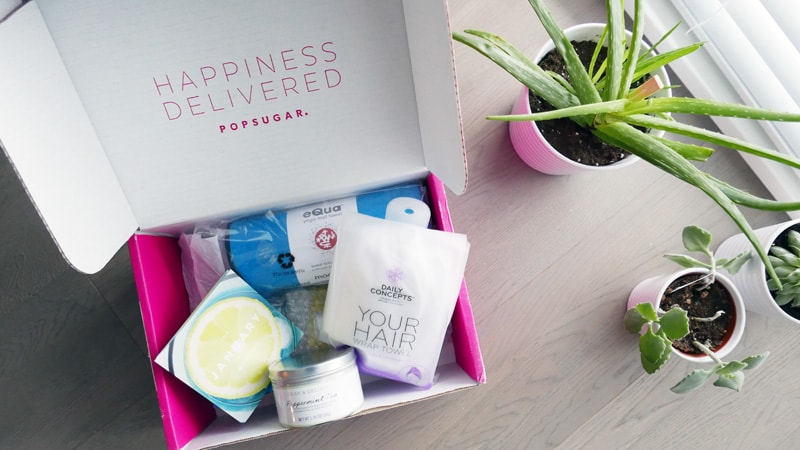 Pop Sugar Must Have Box Review Hellonance.com Baby Beauty Lifestyle