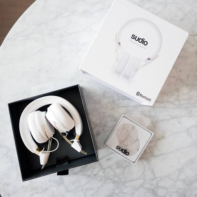 SUDIO SWEDEN HEADPHONES BLUETOOTH HelloNance.com Baby Beauty Travel Lifestyle Vancouver Blog