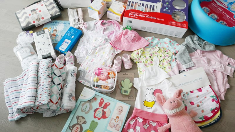Baby Shopping Guide Must Have Essentials for First Time Moms (and things you don't need)