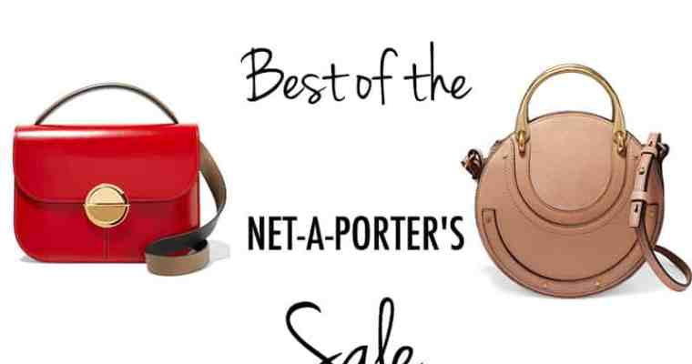 NET-A-PORTER'S Anticipated Sale of the Season!