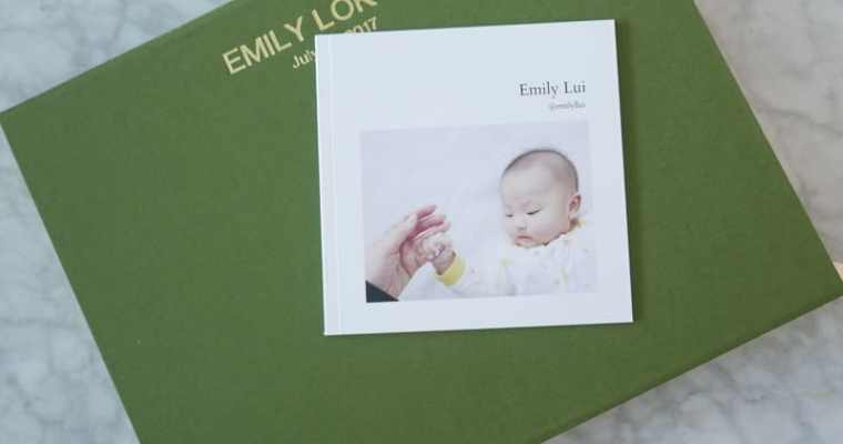 Best Canadian Photobook Sites | Newborn Photo Album