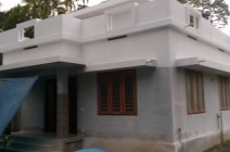 1000sqft New 2BHK House for sale Alamthuruth, North Paravur - 30 Lakhs