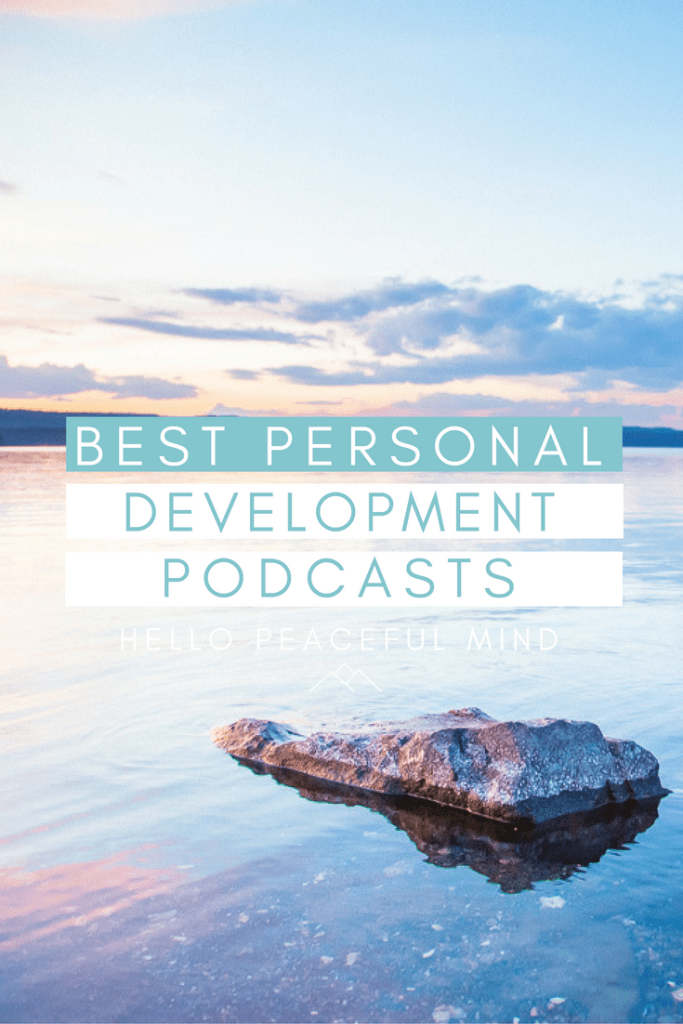 Best Personal Development Podcasts for 2017