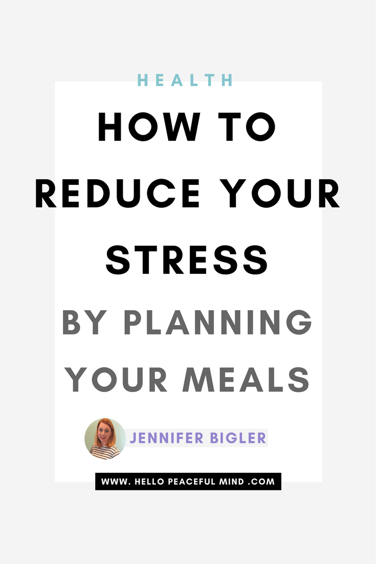I love how Jennifer plan a whole month of meals in only 30 minutes! You can do it to thanks to this article on www.HelloPeacefulMind.com