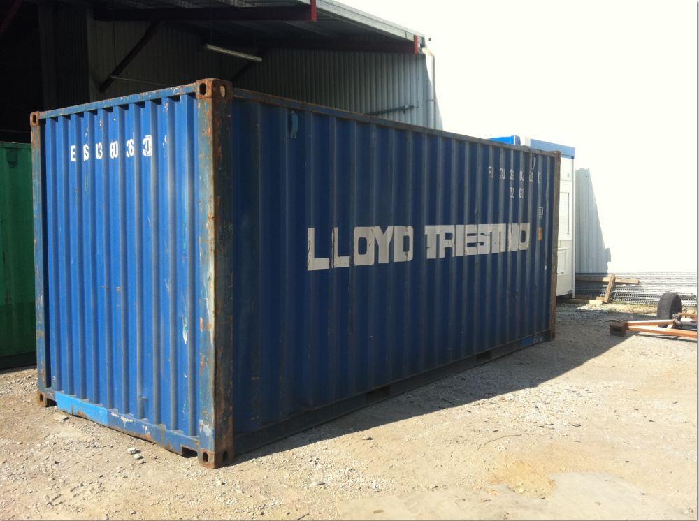 Container 20 Hc Grand Volume Occasion