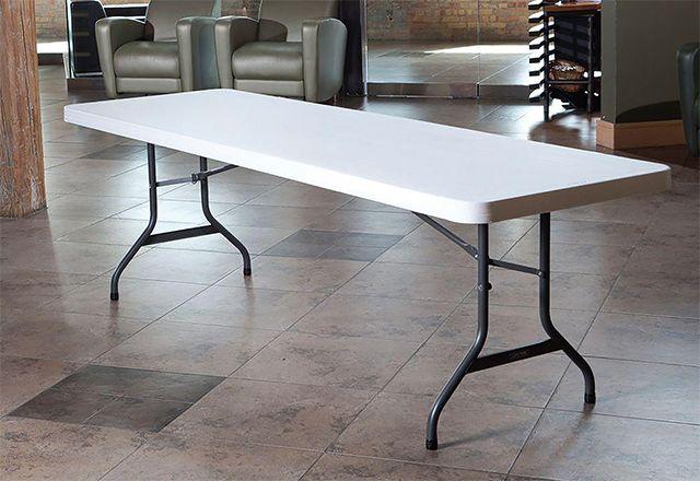 table pliante hdpe