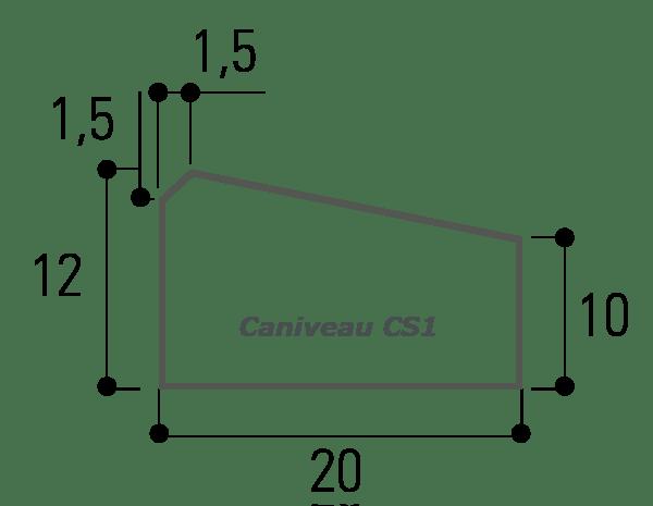 bordure type cs1 cs2 cs3 cs4