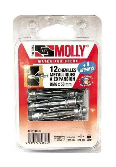 Cheville 5x50 Mm Vis Molly Comparer Les Prix De Cheville 5x50 Mm Vis Molly Sur Hellopro Fr