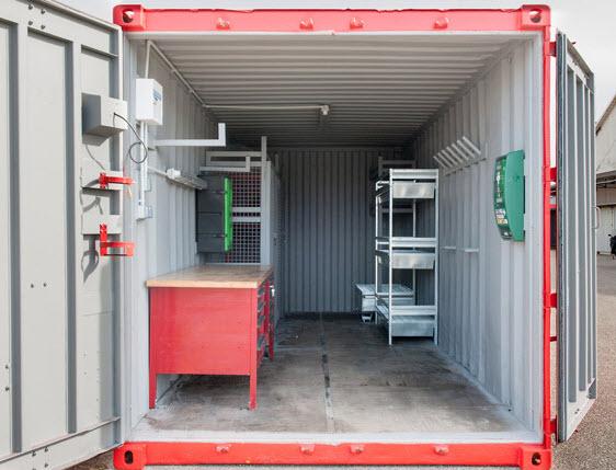 Containers Amenages Tous Les Fournisseurs Conteneurs