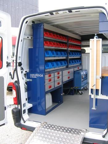 Amenagement De Vehicules Utilitaires Les Fournisseurs