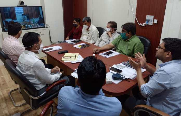 Medical Treatment, Cashless Treatment, Mukhyamantri Chiranjeevi Yojana, Namit Mehta, District Collector, Health Insurance, Universal Health Coverage