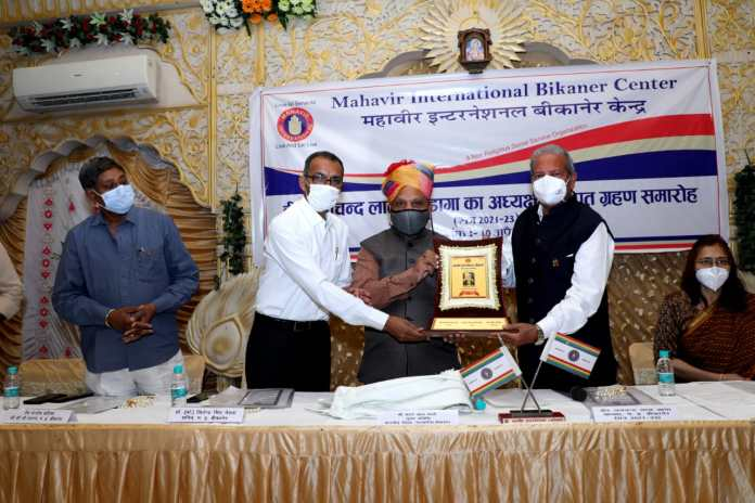 Mahaveer International, Service, Affection, Justice,