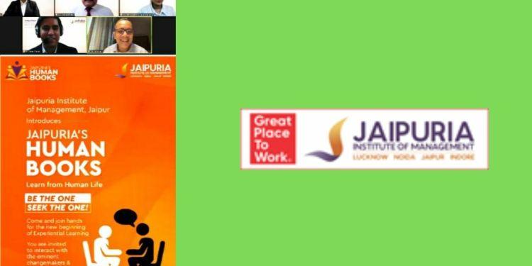 Jaipuria Institute of Management , Human Books, Human Life ,MBA, Business Management,