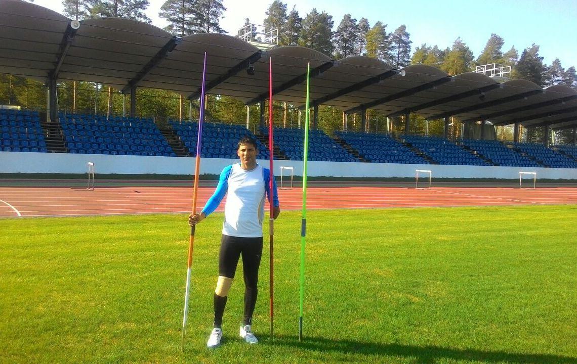 Devendra Jhajharia, ओलंपिक, javelin throw, gold medalist, gold medalist in india, rio paralympic, devendra Rio news, devendra jhajharia won gold, jhajhrio ki dhani, devendra churu, devendra world record, Churu News, Churu News in Hindi,