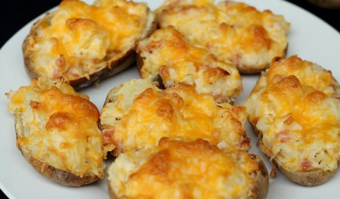 Twice Baked Potatoes 2