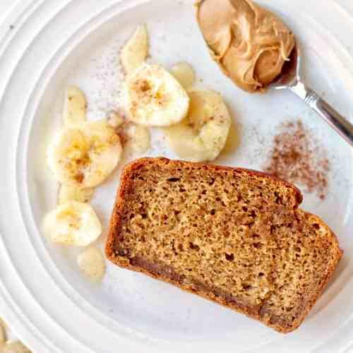Sweet Potato Banana Bread - Healthy Recipe