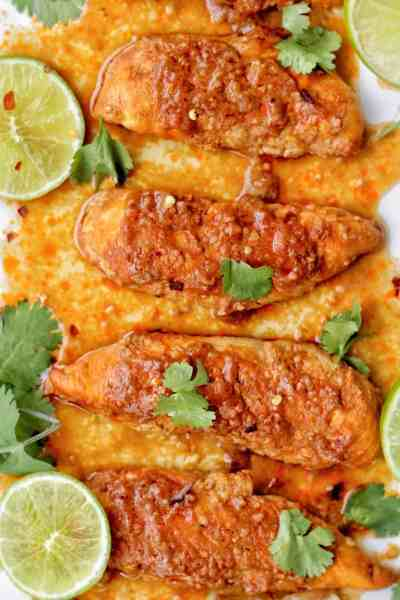 Spicy Baked Chicken recipe