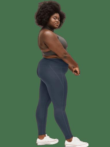 Girlfriend Collective Compression leggings in midnight