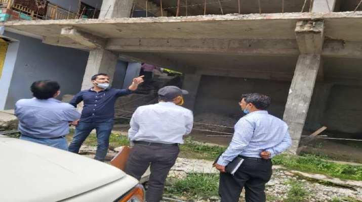 पिथौरागढ़ क्षेत्रान्तर्गत में जो भी निर्माण कार्य हो, उनका प्राधिकरण से मानचित्र स्वीकृत कराना अनिवार्य, देखें रिपोर्ट 1